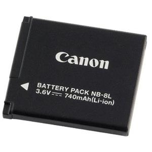 Canon NB-8L Rechargeable Lithium-ion Battery